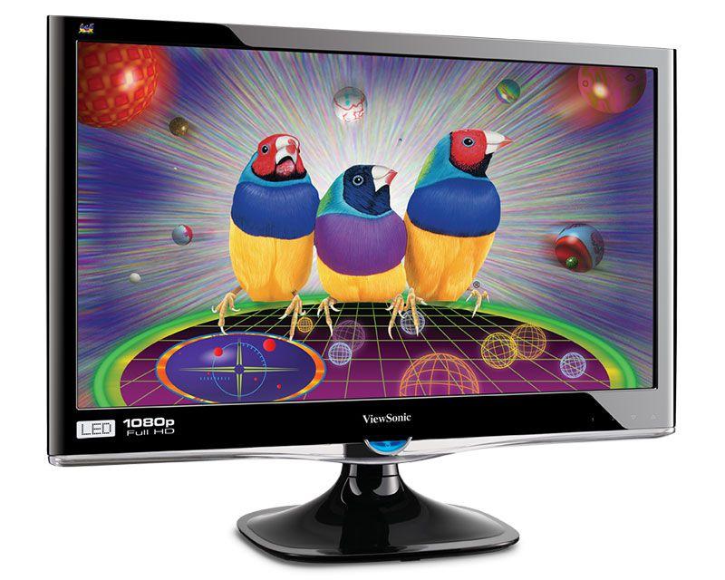 Amazon. Com: viewsonic va2855smh 28 inch 1080p led monitor with.